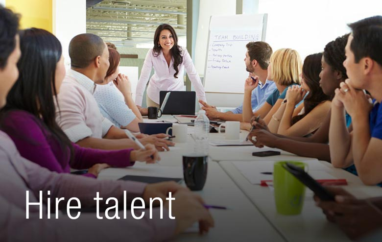 Hire Talent picture
